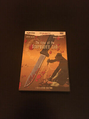 The Case Of The Scorpion's Tail (1971) • 16£