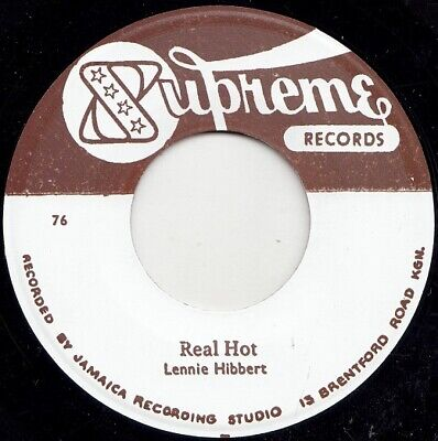 Lennie Hibbert  Real Hot  Sugar Minott  Try Love  Studio One  Rarities!!  • 8.50£