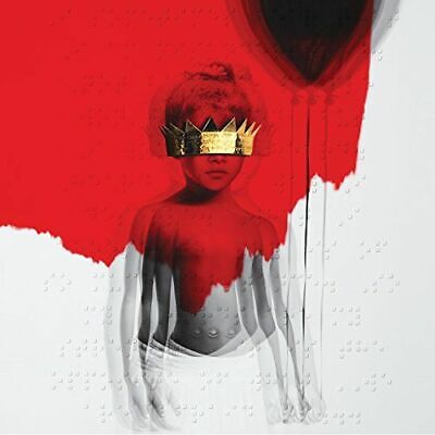 AU32.99 • Buy Rihanna - Anti (clean) New Cd