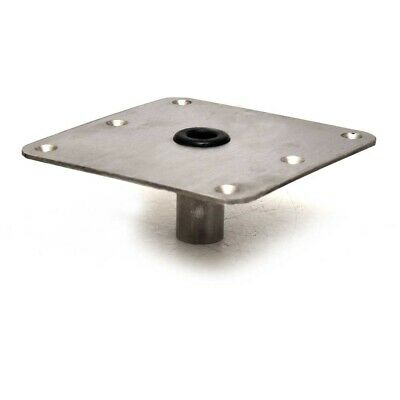 $ CDN56.54 • Buy Attwood Boat Seat Base 67739-SS | 7 X 7 Inch Stainless Non Threaded