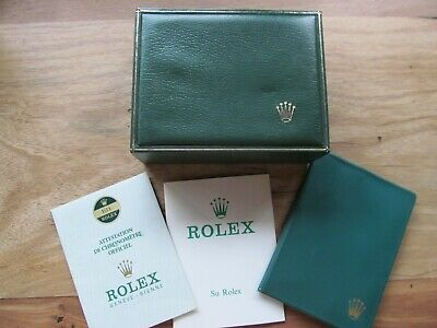 $ CDN114.95 • Buy Antique Advertising  Rolex Watch Box Case And Paper 1974