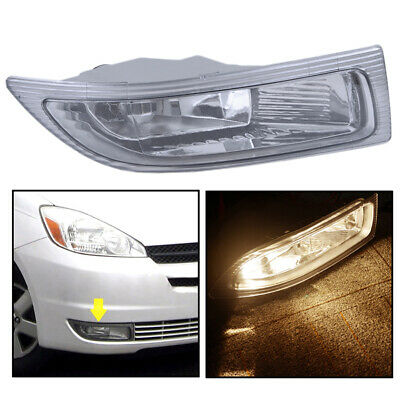 $33.98 • Buy For TOYOTA SIENNA 2004 2005 Front Fog Lamp Driving Light Front Bumper Right