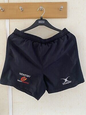 $ CDN17.63 • Buy Player Issue Newport Gwent Dragons Shorts - Various Sizes