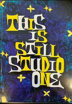 This Is Still Studio One. By Stitchie Punch. ( Book ) • 27.95£