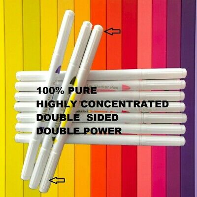 £3.55 • Buy Food Colouring Cake Decorating Edible Ink Icing Pens Double Sided - 29 Colours