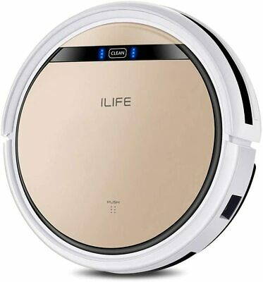 View Details ILIFE V5s Robot Vacuum Cleaner With Water Tank Mopping Gold • 99.99£