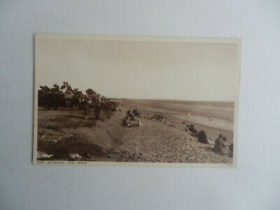 Vintage Post Card, The Sands, East Wittering, Sussex • 1.99£