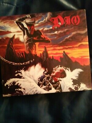 DIO - HOLY DIVER (Deluxe Expanded Edition) 2CD DIGIPAK (2012) ** EXCELLENT ** • 26.95£