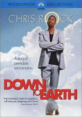 £4.24 • Buy Down To Earth [DVD]