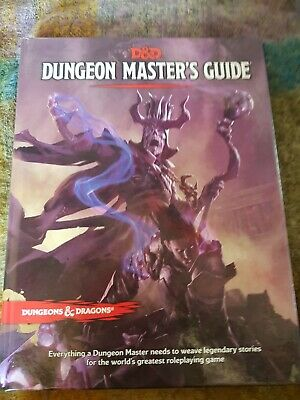 AU31 • Buy Dungeons And Dragons Dungeon Masters Guide 5th Edition