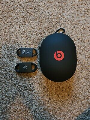 Beats By Dre STUDIO 3 WIRELESS MATTE BLACK Over Ear Headphones *READ* NEW NO BOX • 127.61£