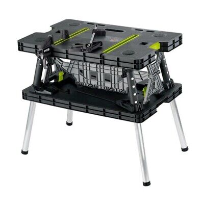AU199 • Buy Ryobi Portable Foldable Work Table & Saw Horse Quick Clamps & Pegs - RWT2CL