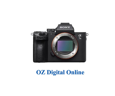 $ CDN3758.86 • Buy New Sony A7 III Body (kit Box) Camera 1 Year Au Warranty