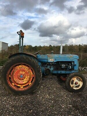 Fordson Power Major Tractor • 2,100£