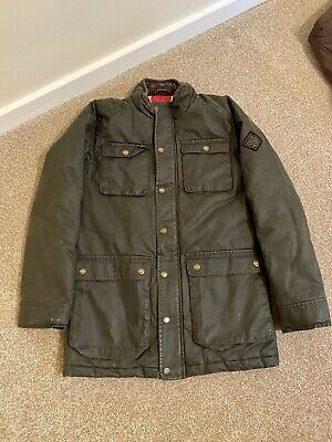 Joules Wax Jacket 11/12 • 29.99£