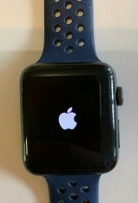 AU120 • Buy Apple Watch Series 2 42mm Aluminium Case Blue Sport Band