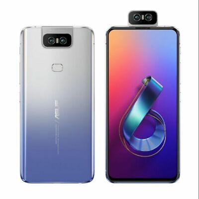 AU899 • Buy New Asus Zenfone 6 (ZS630KL) 6.4  8GB + 256GB Unlocked Phone - Silver