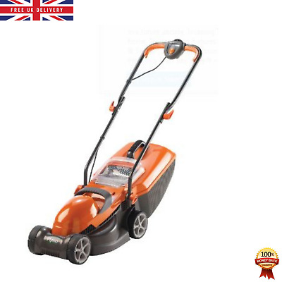 Electric Lawnmower Flymo Chevron 32VC Garden Outdoor Rear Roller Adjustable Home • 120.99£