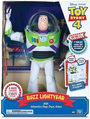 £32.99 • Buy Toy Story Feature Talking Buzz Lightyear 64432 Brand NEW & Boxed