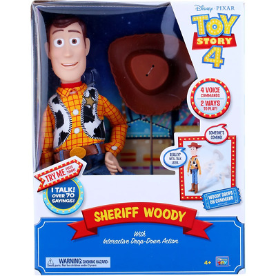£29.99 • Buy Toy Story Feature Talking Woody