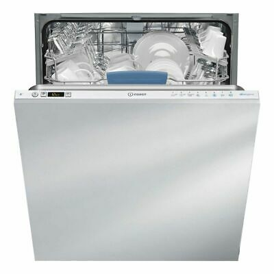 Indesit DIFP8T96Z 14-Place Integrated Dishwasher 8 Programmes Class A++ • 308£