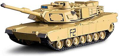 $18.98 • Buy Abrams M1A2 US Tank Diecast 1/72 Scale Die Cast Showcase Collection Action Model