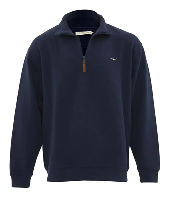 AU99.99 • Buy RM Williams Mulyungarie Fleece - RRP 99.99 - FREE EXPRESS POST
