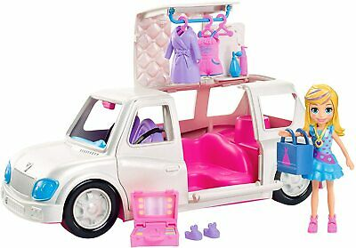 £15.99 • Buy Polly Pocket Arrive In Style Limousine