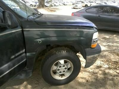 $100 • Buy Passenger Right Fender Without Fender Flare Fits 00-06 SUBURBAN 1500 344289