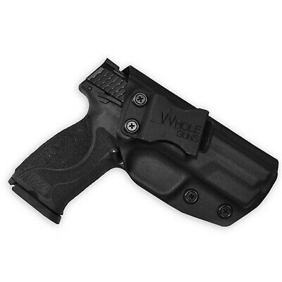 $19.99 • Buy WHOLEGUNS IWB Kydex Holster Smith & Wesson M&P 9MM/40SW 4.25  Full Cover Classic