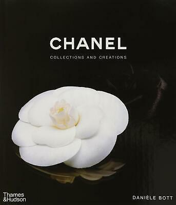 £23.29 • Buy Book By Danièle Bott Chanel Collections Creations Daniele Books New