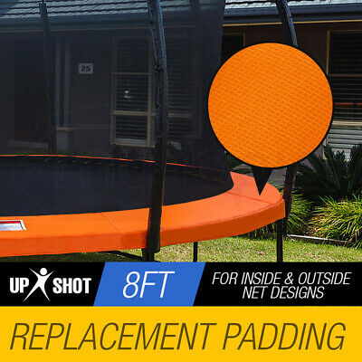 AU51 • Buy UP-SHOT 8ft Replacement Trampoline Padding - Pads Pad Outdoor Safety Round