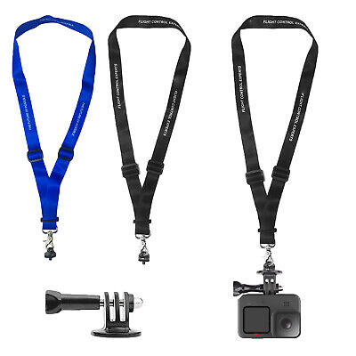 $ CDN10.10 • Buy Neck Strap With Buckle Lanyard Sling Accessories For Gopro Hero9 Action Camera
