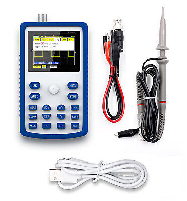 Handheld Digital Oscilloscope 500MS/S Sampling Rate With 110MHz Bandwidth / A1H7 • 55.94£