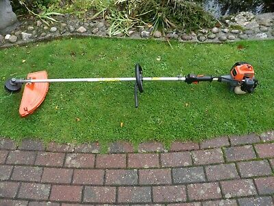 View Details Hitachi Cg22eas Strimmer Brush Cutter Stihl Oil Now Pure Fire • 100.00£