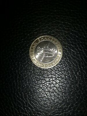 William Shakespeare Histories £2 Two Pound Coin 2016 SWORD CROWN  • 3£