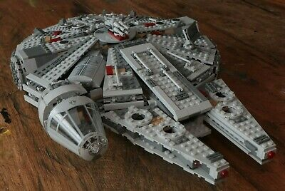 AU89.99 • Buy Lego Star Wars 'Millenium Falcon' 75105. Used Condition.