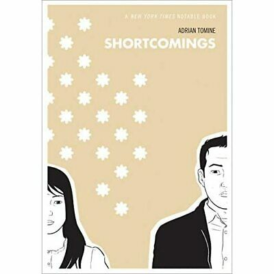 Shortcomings - Paperback NEW Tomine, Adrian 2009-03-25 • 14.27£