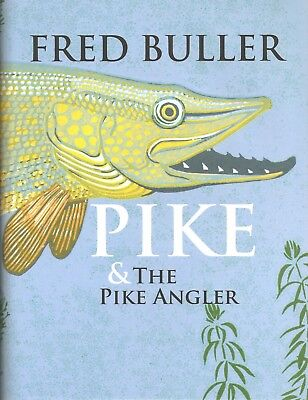 £37.45 • Buy BULLER FRED COARSE SPECIMEN FISHING BOOK PIKE AND THE PIKE ANGLER PREDATORS New