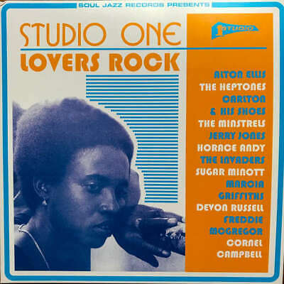 Various Studio One Lovers Rock 2 X LP VINYL Soul Jazz Records 2018 NEW • 21.99£