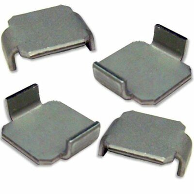 BISLEY Shelf Clips 8589 For 2 Door Cupboard Tambour Set Of 4 V16B • 4.99£