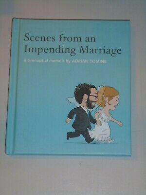 £3.15 • Buy Scenes From An Impending Marriage D&Q Adrian Tomine (Hardback)< 9781770460348