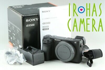 $ CDN1084.52 • Buy Sony Alpha A6500 Digital Camera With Box *JP Language Only* #24690