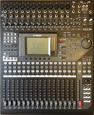 Yamaha 01V96i Digital Mixing Desk With MY16-AT  16 Channel ADAT I/O Card • 1,000£