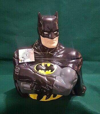 Westland Giftware DC Comics BATMAN Cookie Jar #25515 W/Tags • 45.60£