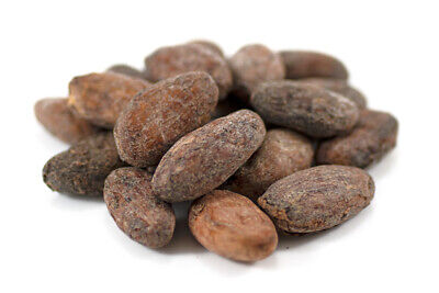 £3.25 • Buy Organic Cacao Beans 250g (Sussex Wholefoods)