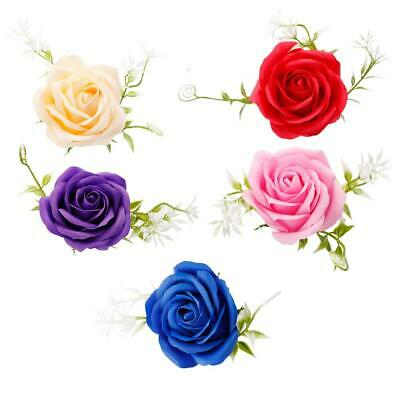 AU7.92 • Buy Preserved Single Rose Soap Flower Gift Box Valentines Day Birthday Gifts R1BO