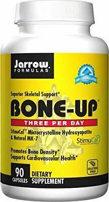£15.11 • Buy Jarrow Formulas Bone-Up-Three Per Day Caps, Promotes Bone Density, 90 Count