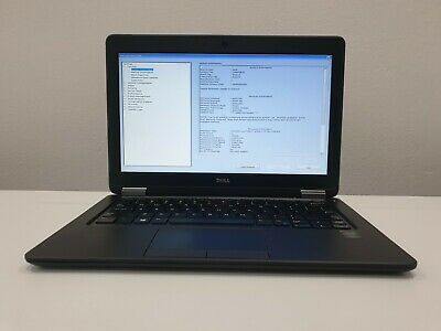 AU199.95 • Buy Dell Latitude E7250 Laptop I7-5600U 8GB RAM - GRADE B - NO SSD / BATTERY
