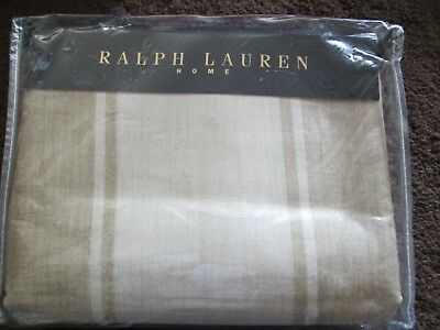 Ralph Lauren Duvet Set In Villa Camelia Stripe • 170£